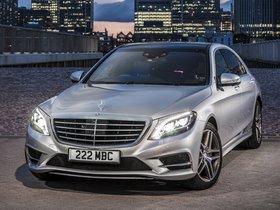 Ver foto 12 de Mercedes Clase S S300 BlueTec Hybrid W222 UK 2013