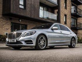 Ver foto 10 de Mercedes Clase S S300 BlueTec Hybrid W222 UK 2013