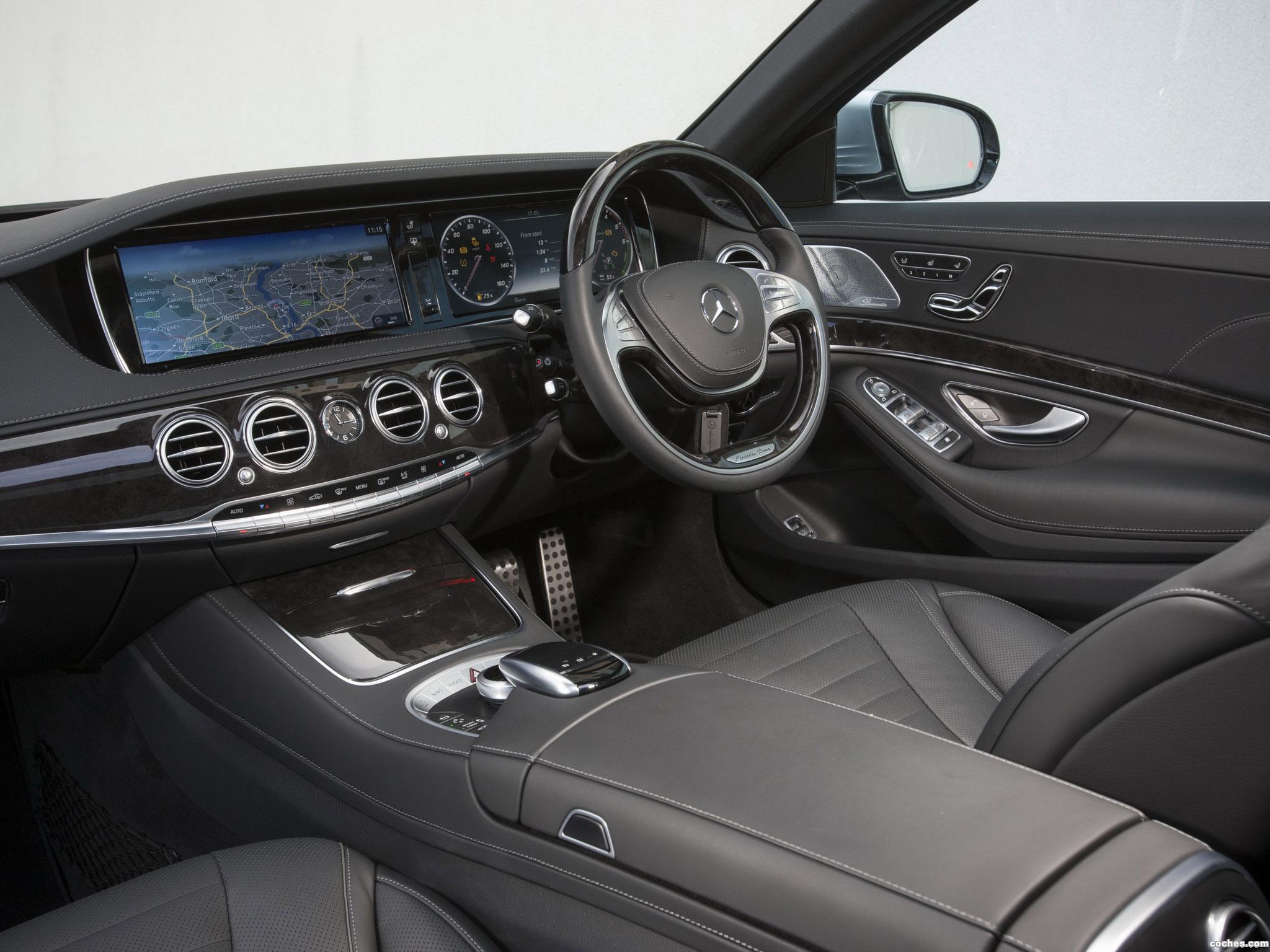 Foto 17 de Mercedes Clase S S300 BlueTec Hybrid W222 UK 2013