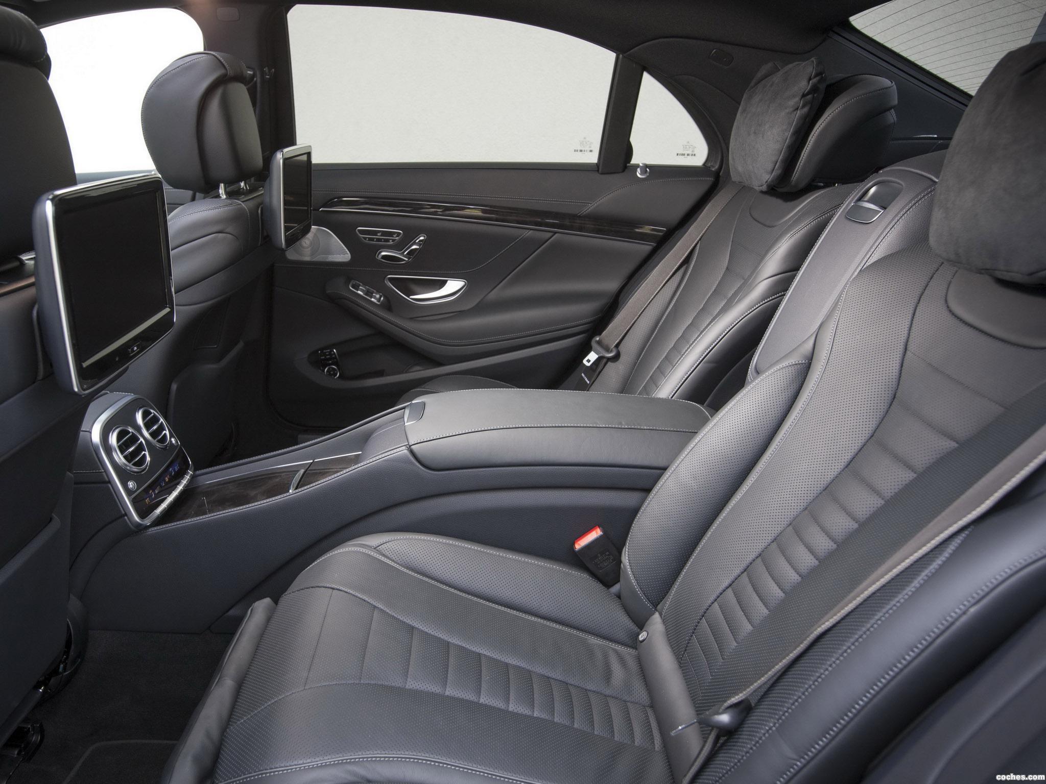 Foto 15 de Mercedes Clase S S300 BlueTec Hybrid W222 UK 2013