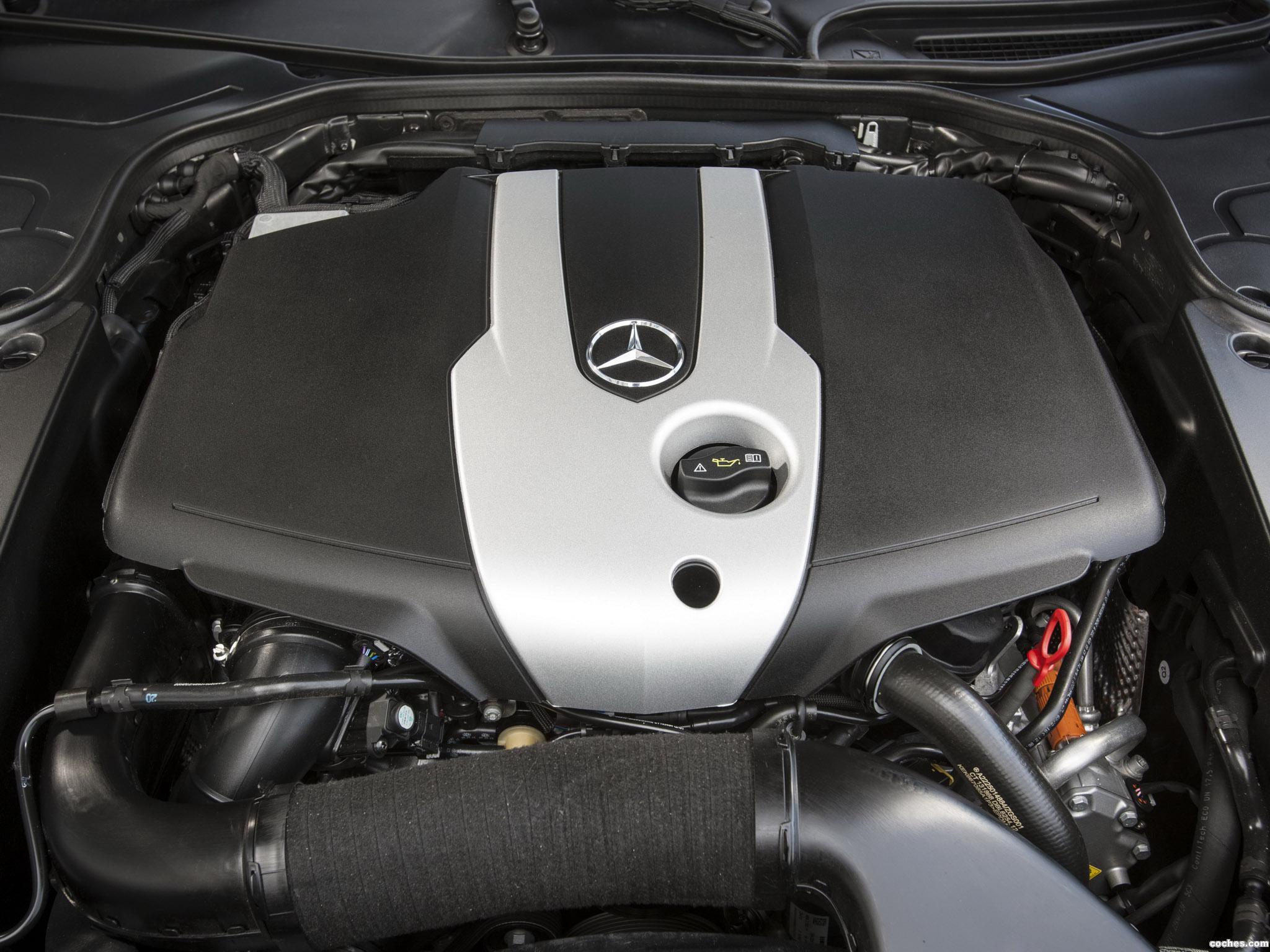 Foto 14 de Mercedes Clase S S300 BlueTec Hybrid W222 UK 2013