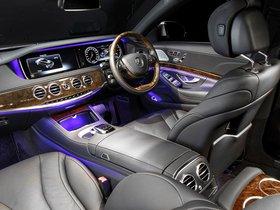 Ver foto 30 de Mercedes Clase S S300 Bluetec W222 Australia 2014