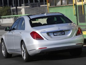 Ver foto 8 de Mercedes Clase S S300 Bluetec W222 Australia 2014
