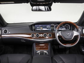 Ver foto 28 de Mercedes Clase S S300 Bluetec W222 Australia 2014