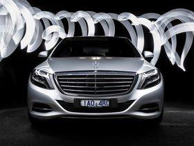 Fotos de Mercedes Clase S S300 Bluetec W222 Australia 2014