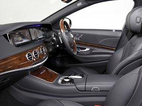 Ver foto 27 de Mercedes Clase S S300 Bluetec W222 Australia 2014