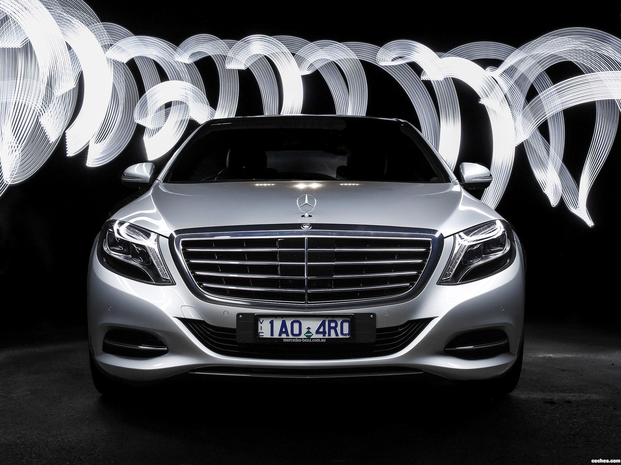 Foto 0 de Mercedes Clase S S300 Bluetec W222 Australia 2014