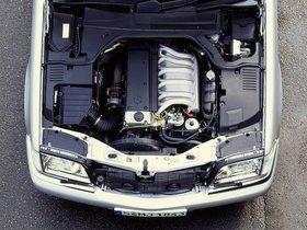 Ver foto 5 de Mercedes S-Klasse S300 Turbodiesel W140 1996