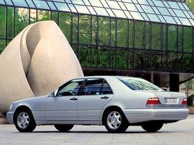 Ver foto 4 de Mercedes S-Klasse S300 Turbodiesel W140 1996