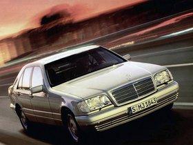 Ver foto 3 de Mercedes S-Klasse S300 Turbodiesel W140 1996