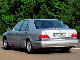Ver foto 2 de Mercedes S-Klasse S300 Turbodiesel W140 1996