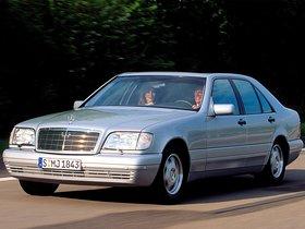 Fotos de Mercedes S-Klasse S300 Turbodiesel W140 1996