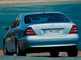 Ver foto 20 de Mercedes S-Klasse S320 W220 1998