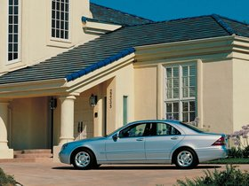 Ver foto 10 de Mercedes S-Klasse S320 W220 1998