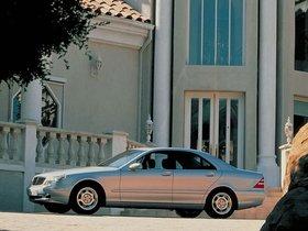 Ver foto 9 de Mercedes S-Klasse S320 W220 1998