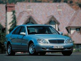 Ver foto 5 de Mercedes S-Klasse S320 W220 1998