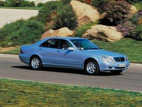 Ver foto 4 de Mercedes S-Klasse S320 W220 1998