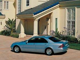 Ver foto 3 de Mercedes S-Klasse S320 W220 1998