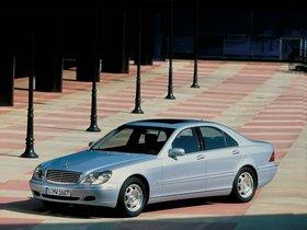 Ver foto 2 de Mercedes S-Klasse S320 W220 1998