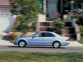 Ver foto 18 de Mercedes S-Klasse S320 W220 1998