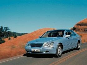Ver foto 17 de Mercedes S-Klasse S320 W220 1998