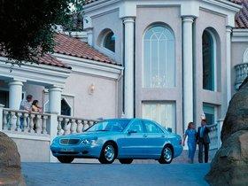 Ver foto 16 de Mercedes S-Klasse S320 W220 1998