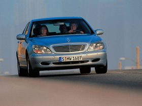 Ver foto 14 de Mercedes S-Klasse S320 W220 1998