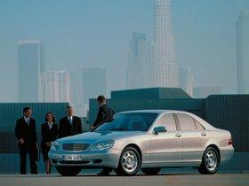 Ver foto 13 de Mercedes S-Klasse S320 W220 1998