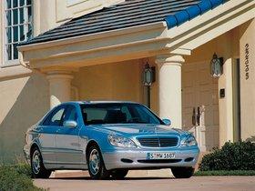 Ver foto 12 de Mercedes S-Klasse S320 W220 1998