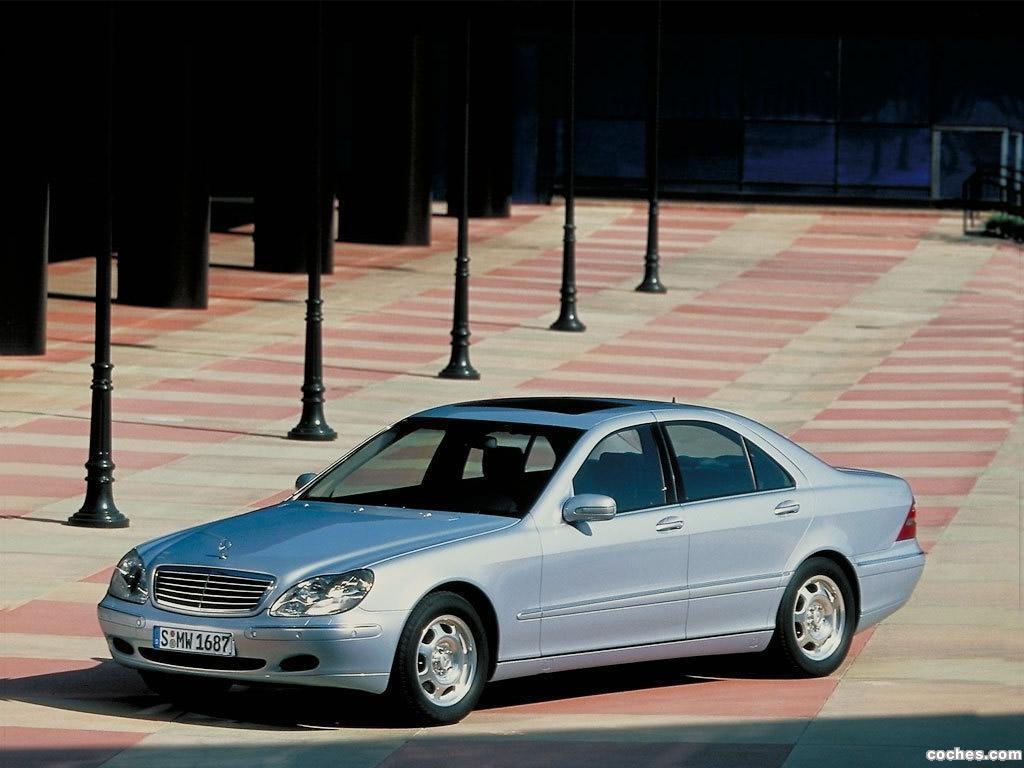 Foto 1 de Mercedes S-Klasse S320 W220 1998