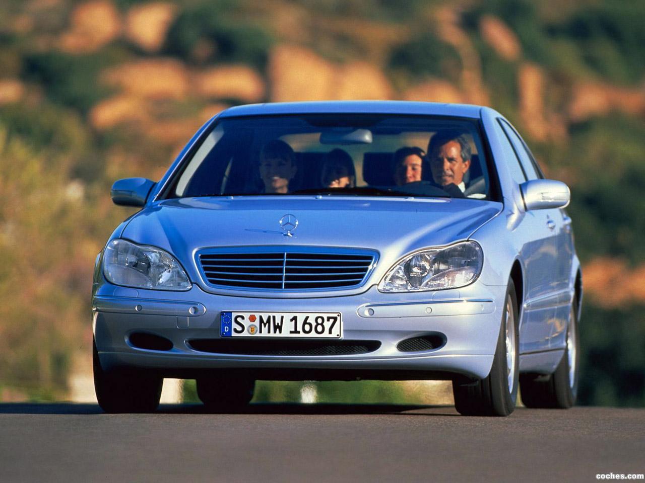 Foto 0 de Mercedes S-Klasse S320 W220 1998