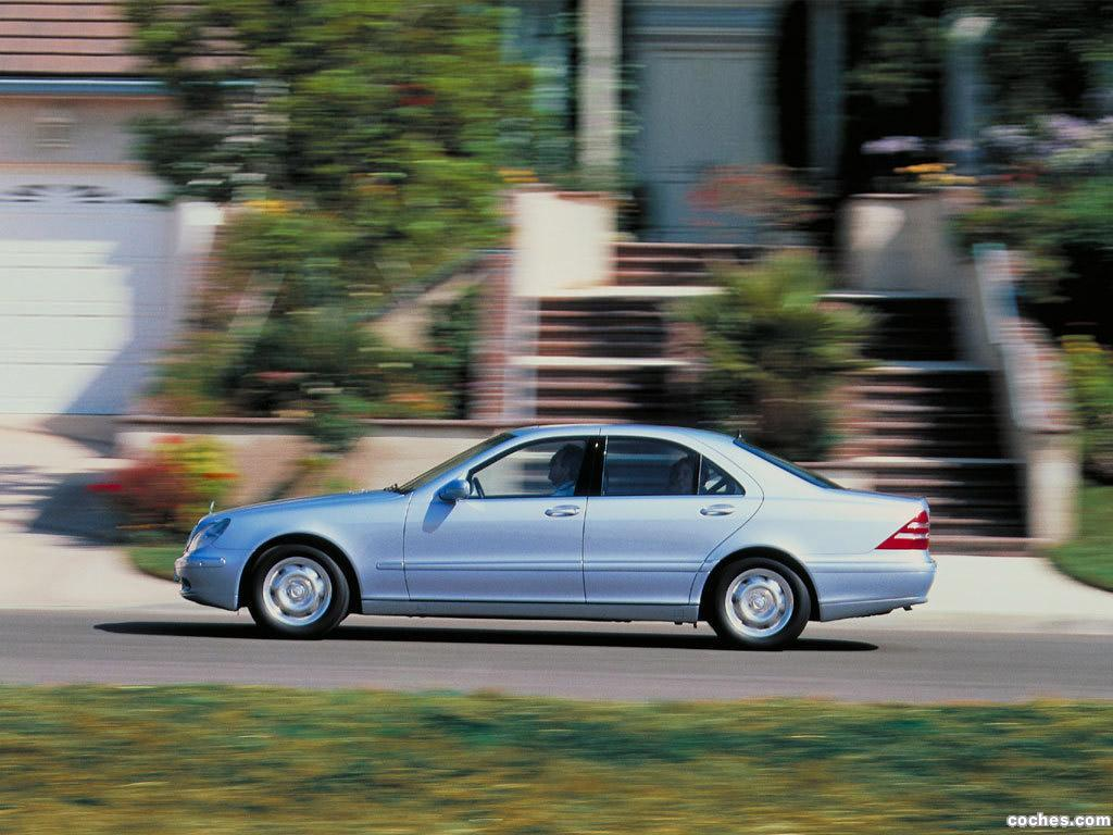 Foto 17 de Mercedes S-Klasse S320 W220 1998