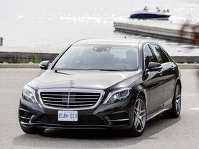 Ver foto 2 de Mercedes Clase S S350 BlueTec AMG Sports Package Canada 2013