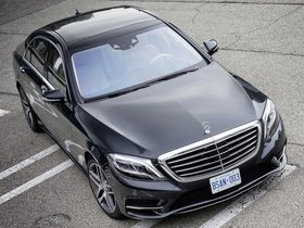 Ver foto 1 de Mercedes Clase S S350 BlueTec AMG Sports Package Canada 2013