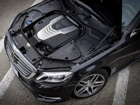 Ver foto 10 de Mercedes Clase S S350 BlueTec AMG Sports Package Canada 2013
