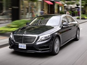 Ver foto 8 de Mercedes Clase S S350 BlueTec AMG Sports Package Canada 2013