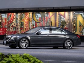 Ver foto 7 de Mercedes Clase S S350 BlueTec AMG Sports Package Canada 2013