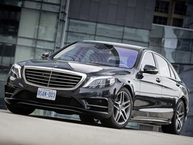 Ver foto 5 de Mercedes Clase S S350 BlueTec AMG Sports Package Canada 2013