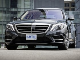 Ver foto 4 de Mercedes Clase S S350 BlueTec AMG Sports Package Canada 2013