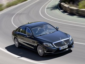 Ver foto 8 de Mercedes Clase S S350 BlueTec AMG Sports Package W222 2013