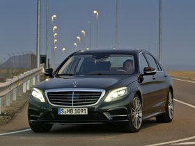 Ver foto 2 de Mercedes Clase S S350 BlueTec AMG Sports Package W222 2013