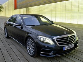 Ver foto 1 de Mercedes Clase S S350 BlueTec AMG Sports Package W222 2013