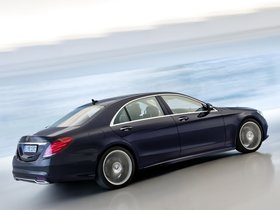 Ver foto 25 de Mercedes Clase S S350 BlueTec AMG Sports Package W222 2013