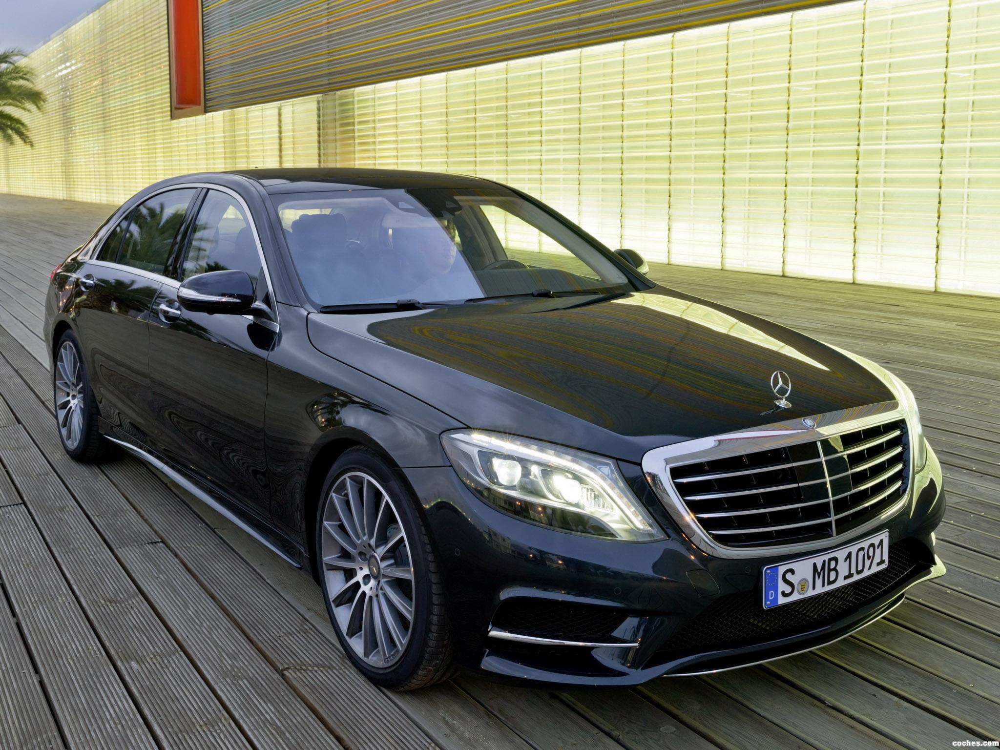 Foto 0 de Mercedes Clase S S350 BlueTec AMG Sports Package W222 2013