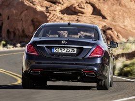 Ver foto 20 de Mercedes Clase S S350 BlueTec W222 2013