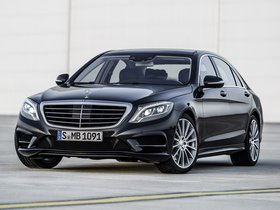 Ver foto 15 de Mercedes Clase S S350 BlueTec W222 2013