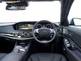 Ver foto 13 de Mercedes Clase S S350 BlueTec W222 UK 2013