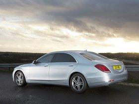 Ver foto 2 de Mercedes Clase S S350 BlueTec W222 UK 2013