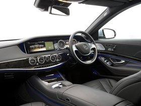 Ver foto 12 de Mercedes Clase S S350 BlueTec W222 UK 2013