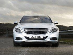 Ver foto 8 de Mercedes Clase S S350 BlueTec W222 UK 2013